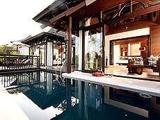 プーケット その他・離島のホテル : ザ ヴィジット リゾート プーケット(1)のお部屋「2ベッドルームプールヴィラ」