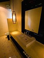 プーケット その他・離島のホテル : ザ ヴィジット リゾート プーケット(The Vijitt Resort Phuket)のヴィジット プールヴィラルームの設備 Bath Room