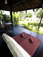 プーケット その他・離島のホテル : ザ ヴィジット リゾート プーケット(The Vijitt Resort Phuket)のヴィジット プールヴィラルームの設備 Terrace