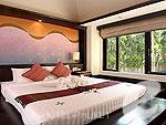 プーケット ヴィラコテージのホテル : ザ ヴィレッジ リゾート & スパ(The Village Resort & Spa)のトロピカルビラルームの設備 Room View