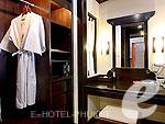プーケット ヴィラコテージのホテル : ザ ヴィレッジ リゾート & スパ(The Village Resort & Spa)のプール アクセス ヴィラ(シングル)ルームの設備 Room View