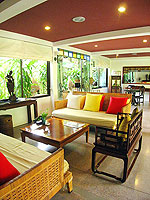 Lobby : The White House Beach Resort & Spa, Choeng Mon Beach, Phuket