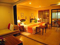 サムイ島 チョンモーンビーチのホテル : ザ ホワイト ハウス ビーチリゾート アンド スパ(1)のお部屋「スーペリア」