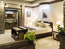 サムイ島 チョンモーンビーチのホテル : ザ ホワイト ハウス ビーチリゾート アンド スパ(1)のお部屋「エグゼクティブ スイート」
