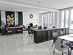 Lobby : The White Pearl Hotel, Long Stay, Phuket