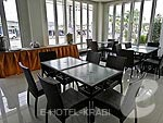 Restaurant : The White Pearl Hotel, Long Stay, Phuket