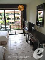 プーケット カオラックのホテル : トニー ロッジ(Tony Lodge)のスタンダード ルームルームの設備 Bedroom Twin Bed