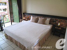 プーケット 5,000円以下のホテル : トニー ロッジ(1)のお部屋「スタンダード ルーム」