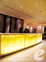Reception : Tower Club at lebua, Silom Sathorn, Phuket
