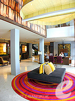 Lobby : Triple Two Silom, Silom Sathorn, Phuket