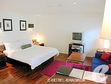 バンコク シーロム・サトーン周辺のホテル : トリプル トゥー シーロム(Triple Two Silom)のお部屋「デラックス(シングル)」