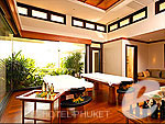 Spa  : Trisara, with Spa, Phuket