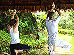 Yoga : Trisara, Serviced Villa, Phuket