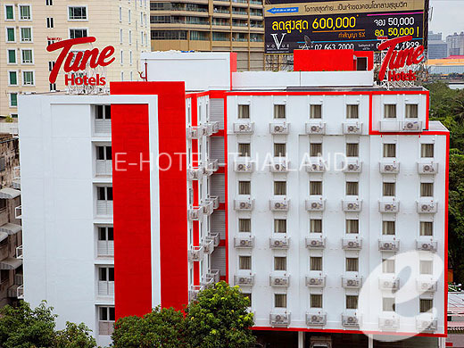 Red Planet Asoke Hotel Bangkok