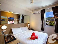 プーケット パトンビーチのホテル : レッドプラネット パトン ホテル プーケット(1)のお部屋「シングル(ルーム オンリー)」