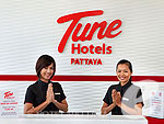 ReceptionRed Planet Pattaya Hote;