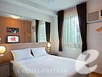 パタヤ ノースパタヤのホテル : レッドプラネット パタヤ ホテル(Red Planet Pattaya)のダブルルームの設備 Room View