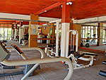 Fitness / Twin Lotus - Koh Lanta, มีสปา