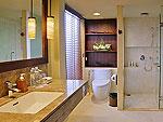 クラビ オーシャンビューのホテル : ツイン ロータス-コ ランタ(Twin Lotus - Koh Lanta)のスーペリアルームの設備 Bath Room
