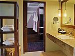 クラビ ランタ島のホテル : ツイン ロータス-コ ランタ(Twin Lotus - Koh Lanta)のスーペリアルームの設備 Bath Room