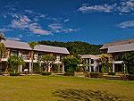 クラビ ランタ島のホテル : ツイン ロータス-コ ランタ(Twin Lotus - Koh Lanta)のスーペリアルームの設備 Exterior