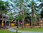 クラビ ランタ島のホテル : ツイン ロータス-コ ランタ(Twin Lotus - Koh Lanta)のガーデンヴィラルームの設備 Exterior