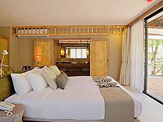 クラビ オーシャンビューのホテル : ツイン ロータス-コ ランタ(1)のお部屋「ガーデンヴィラ」