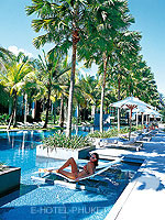 Swiming Pool : Twinpalms Phuket, Couple & Honeymoon, Phuket