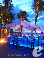 Sunset Bar / Twinpalms Phuket, หาดสุริน