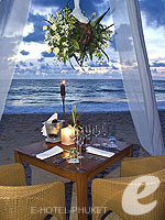 Romantic Dining : Twinpalms Phuket, Couple & Honeymoon, Phuket