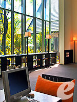 Library : Twinpalms Phuket, USD 100 to 200, Phuket