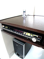 プーケット 20,000円以上のホテル : ツインパームス プーケット(Twinpalms Phuket)のデプレックス プール スイート 2ベッドルーム(レジデンス)ルームの設備 DVD Player