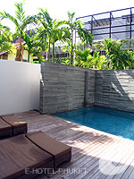 プーケット 10,000~20,000円のホテル : ツインパームス プーケット(Twinpalms Phuket)のデプレックス プール スイート 2ベッドルーム(レジデンス)ルームの設備 Swimming Pool