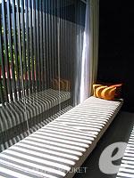 プーケット 20,000円以上のホテル : ツインパームス プーケット(Twinpalms Phuket)のデプレックス プール スイート 2ベッドルーム(レジデンス)ルームの設備 Sofa