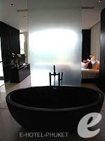 プーケット 10,000~20,000円のホテル : ツインパームス プーケット(Twinpalms Phuket)のデプレックス プール スイート 2ベッドルーム(レジデンス)ルームの設備 Bath Room
