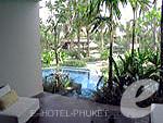 プーケット 20,000円以上のホテル : ツインパームス プーケット(Twinpalms Phuket)のデラックス ラグーン プールルームの設備 Relax Area