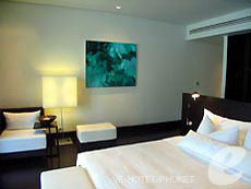 プーケット 20,000円以上のホテル : ツインパームス プーケット(1)のお部屋「デラックス ラグーン プール」