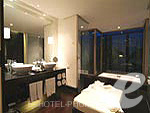 プーケット 10,000~20,000円のホテル : ツインパームス プーケット(Twinpalms Phuket)のグランド デラックス パームルームの設備 Bathroom