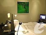プーケット 20,000円以上のホテル : ツインパームス プーケット(Twinpalms Phuket)のグランド デラックス ラグーン プールルームの設備 Bedroom