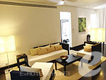 プーケット 20,000円以上のホテル : ツインパームス プーケット(Twinpalms Phuket)のラグーン プール スイート 1ベッドルームルームの設備 Living Room