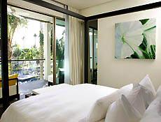 プーケット 20,000円以上のホテル : ツインパームス プーケット(1)のお部屋「ラグーン プール スイート 1ベッドルーム」
