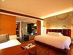 Room View : Valley Deluxe at Veranda Chiangmai - The High Resort, Couple & Honeymoon, Chiangmai