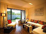 Room View : Jacuzzi Pavilion at Veranda Chiangmai - The High Resort, Couple & Honeymoon, Chiangmai