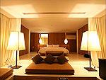 Bedroom : Plunge Pool Pavilion at Veranda Chiangmai - The High Resort, Couple & Honeymoon, Chiangmai