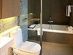 Bath Room : Luxury 2 Bedrooms Suite at Veranda Chiangmai - The High Resort, Couple & Honeymoon, Chiangmai