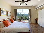 プーケット ファミリー&グループのホテル : ヴィラ アマンジ(Villa Amanzi)の4ベッドルームルームの設備 Fourth Room