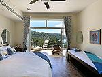 プーケット ファミリー&グループのホテル : ヴィラ アマンジ(Villa Amanzi)の5ベッドルームルームの設備 Third Room