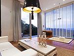 サムイ島 チョンモーンビーチのホテル : ヴィラ ベル(Villa Belle)の3ベッドルームルームの設備 Bathtub