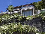 サムイ島 チョンモーンビーチのホテル : ヴィラ ベル(Villa Belle)の3ベッドルームルームの設備 Exterior