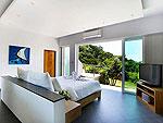 プーケット ファミリー&グループのホテル : ヴィラ ビヨンド(Villa Beyond)の3ベッドルームルームの設備 Fifeth Room